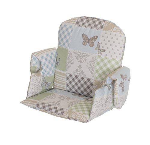 Geuther 4742 - Reductor de silla para bebé, tipo patchwork