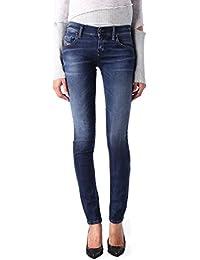 Diesel Grupee 0845S pantalons de jeans slim femme maigre