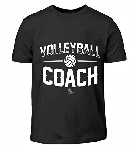 Volleyball Coach Team Trainer Player Sport Volleyballmannschaft Mannschaft Fan Geschenk - Kinder T-Shirt