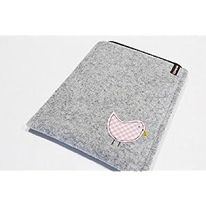Hülle Kindle Paperwhite - Tasche - aus hochwertigem Wollfilz - Schutz vor Kratzern & Schmutz -