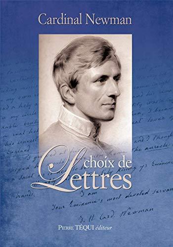 Choix de lettres by John Henry Newman
