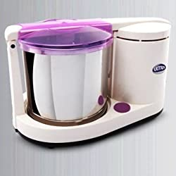 Elgi Ultra Dura+ 1.25-Litre Wet Grinder (Purple)