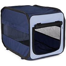 Caseta para perros y gatos Desmontable TWISTER TRIXIE Azul/Beige