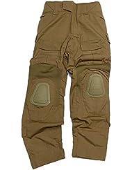Invader Gear Predator Combat Pants Trousers Coyote