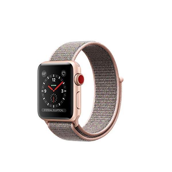 Apple Išmanusis Laikrodis 38mm grau Aluminium