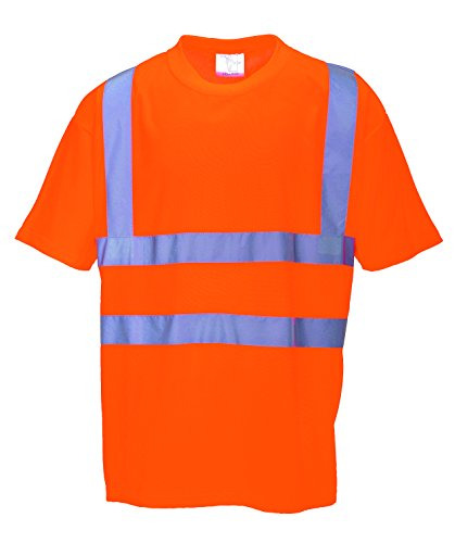 23-Warnschutz-T-Shirt nach GO/RT, orange, L ()