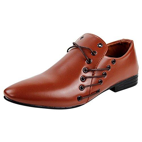 XiaoYouYu Chaussures pour hommes en cuir À Enfiler Habillé Décontracté Mariage