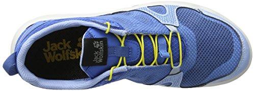 Jack Wolfskin Damen Monterey Air Low W Outdoor Fitnessschuhe Blau (Cool WATER)