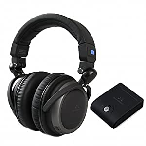 SoundMAGIC WP10 Digital Wireless Headphone with DAC - Grey