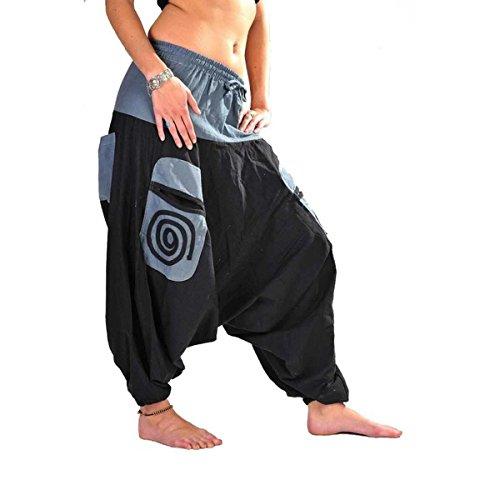 Simandra Aladinhose mit großen Taschen - 3