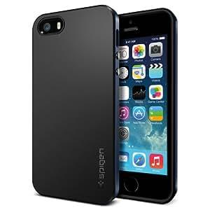 Spigen SGP10360 Neo Hybrid Metal Slate Case für Apple iPhone 5S/5