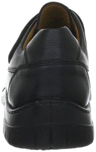 Jomos Feetback 3 406203 44, Scarpe chiuse uomo Nero (Schwarz (schwarz 000))