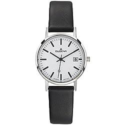 Dugena Women's Quartz Watch Dugena Basic 4460400 with Leather Strap