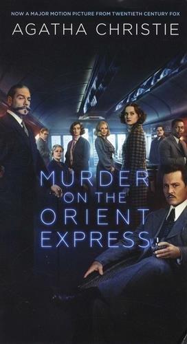 Murder on the Orient Express: A Hercule Poirot Mystery (Hercule Poirot Mysteries) por Agatha Christie