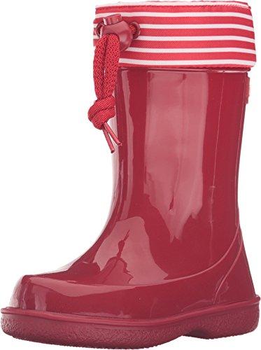 IGOR, Stivali bambini rosso rosso rosso Size: 21