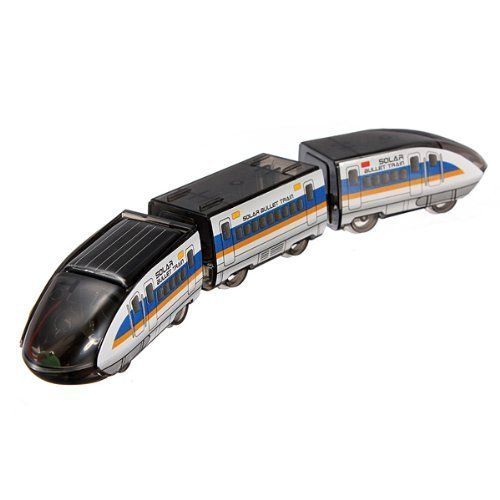 Cute Sunlight Solar Bullet Train Educational Kit Great For Kids  available at amazon for Rs.2774