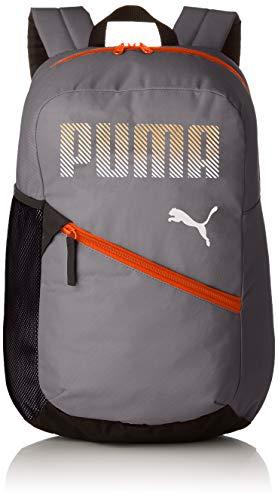 Puma Plus Backpack Rucksack, Steel Gray, OSFA