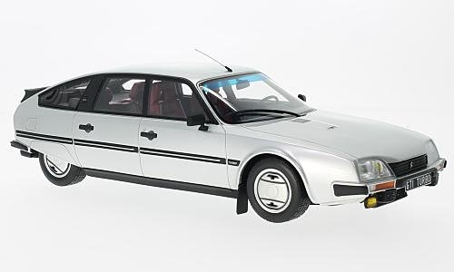 otto-mobile-ot643-citroen-cx-25-gti-turbo-serie-1-1984-argent-echelle-1-18