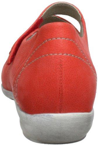 Vivo 3408250524, Baskets mode femme Rouge (Paprika 50524)