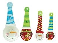 Boston Warehouse Sweater Snowman Measuring Spoon Set