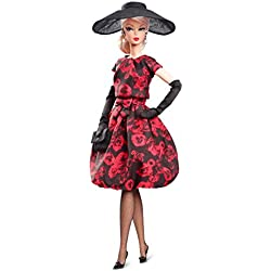 Barbie Muñeca Elegant, color rose cocktail (Mattel FJH77)