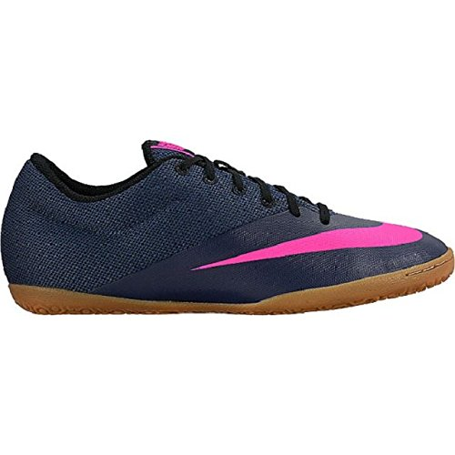 Nike Uomo Mercurialx Pro IC scarpe da calcio Blu Size: 42