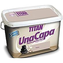 INDUSTRIAS TITÁN - TN.UNA CAPA PIEDRA 5L