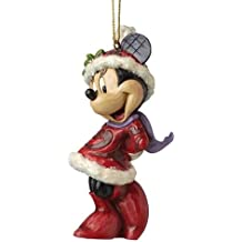 Disney Traditions Minnie Mouse Hanging Ornament Figure