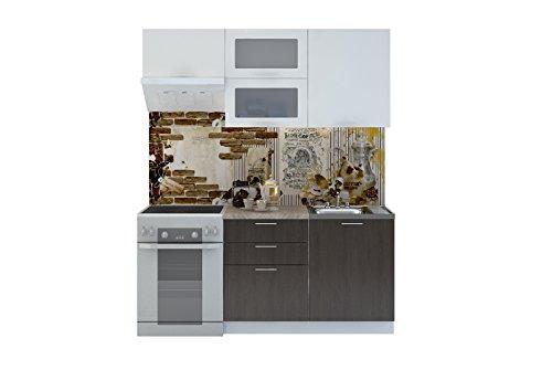 Cucina valeria 180cm, riga da cucina cucina cucina block