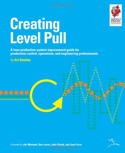 Creating Level Pull: A Lean Production-System Improvement Guide for Production-Control, Operations, and Engineering Professionals (Lean Tool Kit) - Lean Engineering