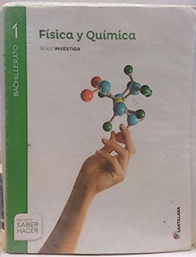 Fisica y química 1ºbachillerato