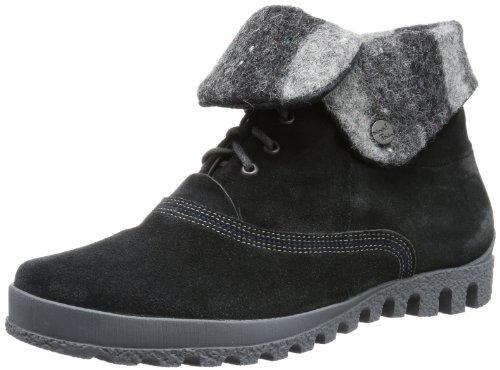 Think Koehsa 81085 Damen Desert Boots Grau (antrazit/kombi 15)