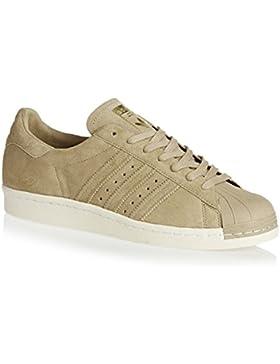 adidas Superstar 80s Scarpa khaki/gold