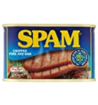 Spam Tritata Di Maiale E Prosciutto 200G - Spam Chopped Pork & Ham 200g