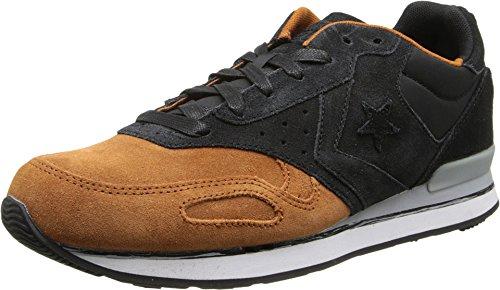 Converse Malden Racer Ox Herren Sneaker Schwarz, Gr.42,5