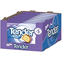 Milka Tender Leche - (5 x 37 gr)