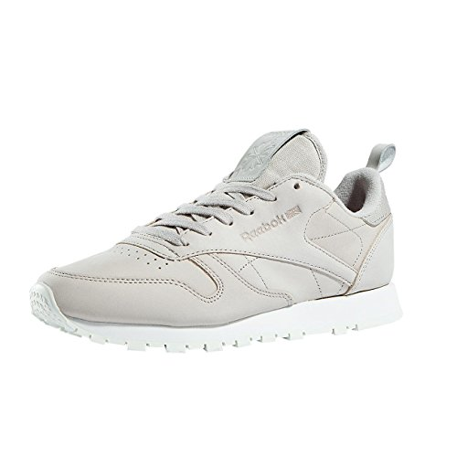 Reebok Femme Chaussures / Baskets Leather MN Beige