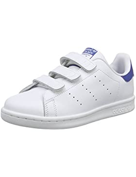 adidas Originals Unisex-Kinder Stan Smith Cf Low-Top