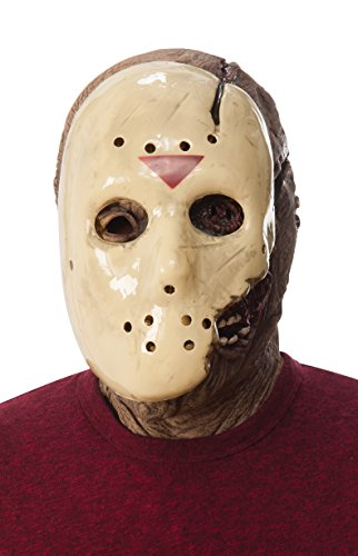 Deluxe Jason Mask máscara/careta