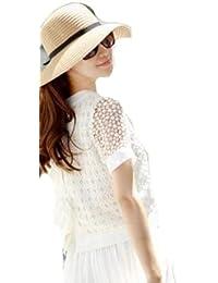 Autek La nouvelle plage de la mer chapeau chapeau de soleil Dayan Mao Mme pliable Resort (394)