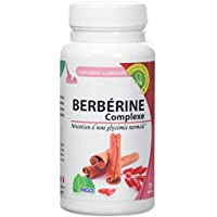 MGD Nature 1CPXBERB Complexe Berbérine Complément Alimentaire