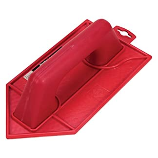 Rubi 71944 Talocha rectangular, Rojo, 34 x 23 cm