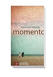 momento 2015 Konstanzer Kalender: Buchausgabe