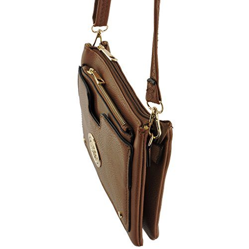 Silver Fever - SF-9200 donna Camel w Pouch