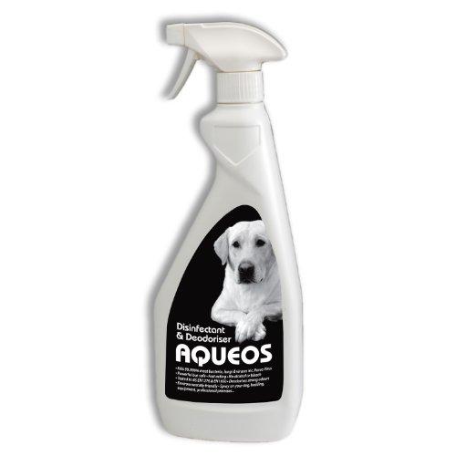 Artikelbild: Aqueos Desinfektions- und Geruchsspray, 750ml