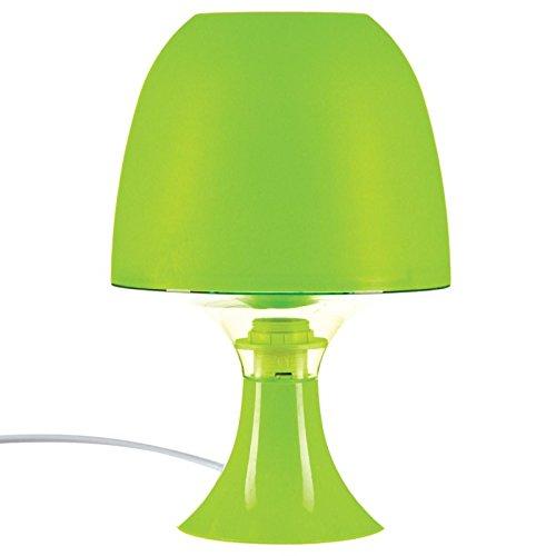 Paris Prix - Lampe Deco Champignon Vert