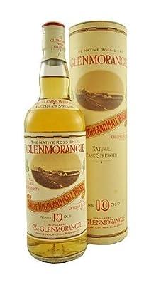 Glenmorangie 10 years old Cask Strength 60.4% 75cl