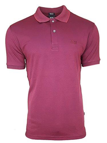 Hugo Boss - Men's Mercerised Polo Shirt. Short Sleeve. Regular Fit