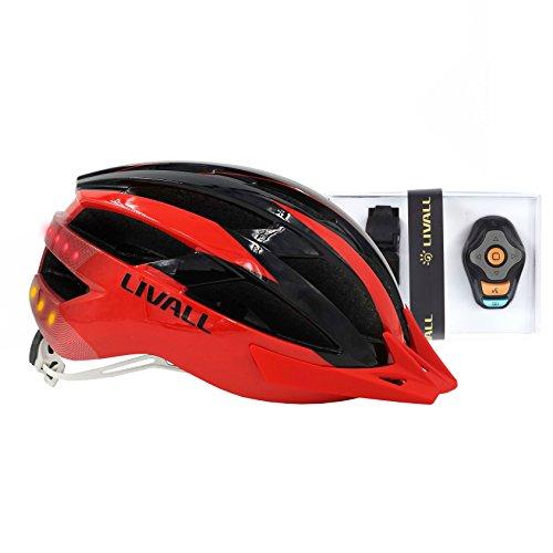 Livall MT1 Fahrradhelm (Schwarz / Grau) - 32001045 thumbnail
