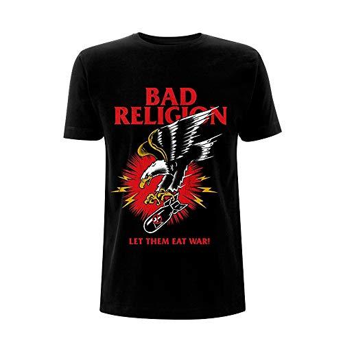 Bad Religion Bomber Eagle T-Shirt XXL